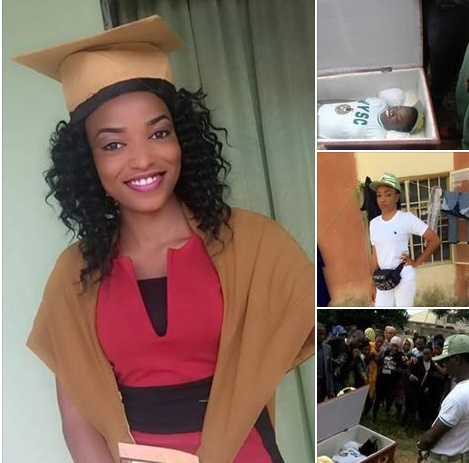 Father Of Late Corper, Ifedolapo Oladepo Drags FG, NYSC To Court, Demands N100m