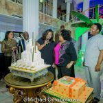 Imo First Lady, Nneoma Okorocha Celebrates Her Birthday With Exotic Cakes [PHOTOS]