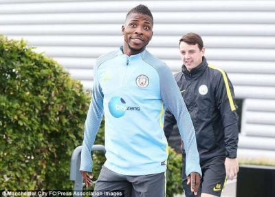 Iheanacho:Player Sues Two Manchester Lawyers
