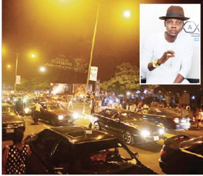 How Kiss Daniel Escaped Death While Performing On Stage In Calabar