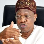 Newspaper Editorials Can No Longer Bring Down A Government ~ Lai Mohammed