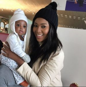 Lilian Esoro: Nollywood Actress Celebrates Christmas With Her Cute Son