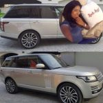 Celebrity Blogger, Linda Ikeji Acquires 2016 Range Rover Autobiography