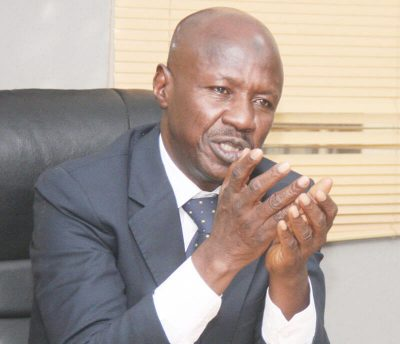 Those Behind Magu's Rejection As EFCC Chairman