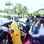 This Photo Of Nigerian Minister Bowing For Moroccan Ruler Got People Talking