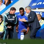 Mourinho Wants Midfielder, Mikel Obi At Manchester United