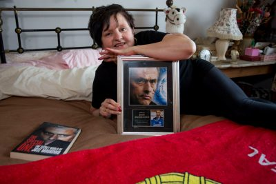 <p>Woman Puts Tattoo Of <strong>Jose Mourinho</strong> On Her Brea$t</p>