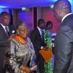 <p><strong>Ngozi Okonjo-Iweala</strong> Bags Cote D'Ivoire And Liberia's National Honours</p>