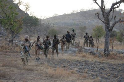 Buhari Declares Sambisa Forest Has Been Reclaimed From Boko Haram