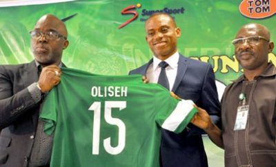 REVEALED: Why Sunday Oliseh resigned From Super Eagles Job