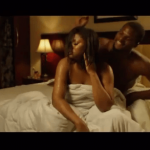 Omotola Jalade's Incredible $ex Scene From Her New Movie Got Fans Worried [VIDEO]