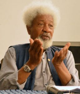 Soyinka Blasts Nigeria Police For Planning To Stop Protest