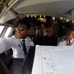 Young Pilot Makes His Mother Cry As He Flies Her From Lagos To Kano [PHOTOS]