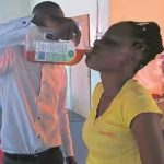 <p>South African Pastor Makes Members Drink Dettol For Healing</p>