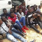 Rivers Rerun: Army Intercept Bus Loaded With Thugs Loyal To PDP In Khana
