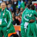 Ahmed Musa Dropped Ahead Nigeria Vs Zambia Clash