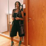 "Fans Roast Simi For Wearing A ""Ridiculous"" Outfit To Look Like Rihanna"