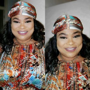 Sola Sobowale: Veteran Actress Stuns In New Make Up Photos