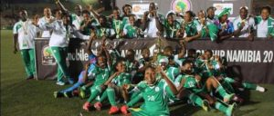 No Money To Pay The Falcons 'Cause We Never Knew They Would Win ~ Sports Minister