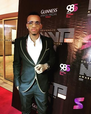 After Headies Snub, Tekno Snags 3 Awards At #SoundCityMVP2016, Makes Billboard Top 10
