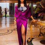Toke Makinwa: OAP Stuns In New Photos As She Takes Her Book To Abuja