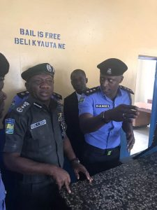 Meet Youngest DPO In Nigeria Who Wowed The IGP