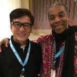 <p><strong>Femi Kuti:</strong> Afrobeat Singer Meets Jackie Chan For The First Time</p>