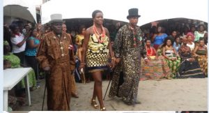 Photos From Virgin Ceremony Held In Ogu, Rivers State