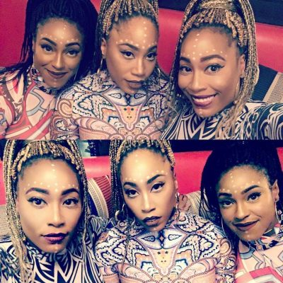 <p><strong>#OLIC3:</strong> See How Female Music Group, <strong>Shiikane</strong> Turned Up Last Night [PHOTOS]</p>