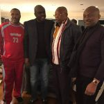 <p><strong>James Ibori</strong> Looking Dapper As He Receives Delta State Delegates In London </p>