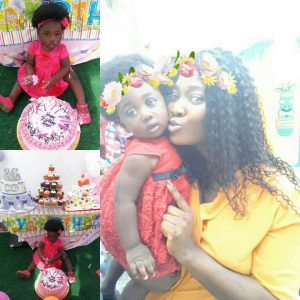 Mercy Johnson: Adorable Photos From Actress's Daughter First Birthday