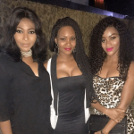 <p><strong>Celebrity Wives:</strong> Lilian Esoro, Osas Ighodaro & Damilola Adegbite Appear Lovely In Row Photo</p>