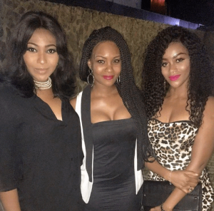 Lilian, Osas and Damilola