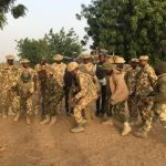 <p>Soldiers In High Spirits After Recapture Of Boko Haram Enclave In Sambisa [PHOTOS]</p>