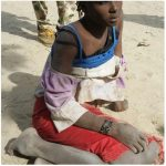 <p>Young Female Suicide Bomber Apprehended In Borno [PICTURED]</p>