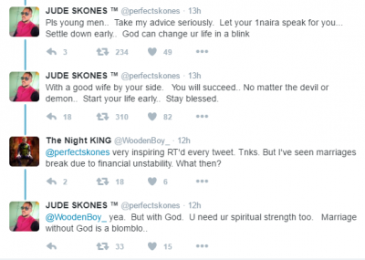 <p>Nigerian Guy Rants On Why You Should Get Married Young, Even When You Don't Have Money</p>