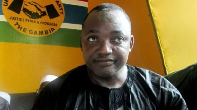 <p><strong>Adama Barrow:</strong> Gambian President-elect Not Dead</p>