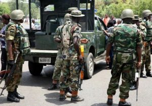 Army in Rivers state
