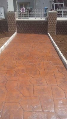 <p>Beautify Your Environment With Concrete Stamping & Paving Stone Interlocking</p>
