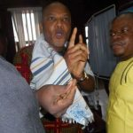 Nnamdi Kanu in Kuje Prisons