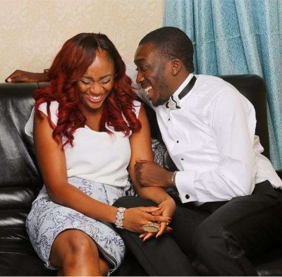<p>Check Out Bovi's Wife And Children In New Photo</p>