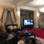 Buhari in London home