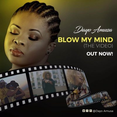 Nollywood Actress, Dayo Amusa Drops New Music Video 'Blow My Mind'