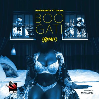 Humblesmith ft Timaya - Boogati remix