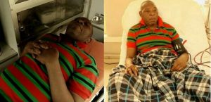 Prince James Uche: Ailing Veteran Nollywood Actor Evicted From Hospital