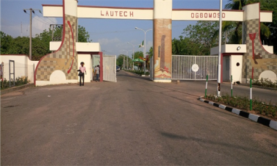 LAUTECH announces resumption date