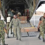 Nigerian Air Force Arrive Dakar To Oust Jammeh [PHOTOS]