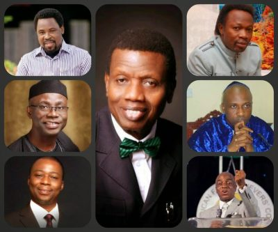<p>Nigerian Prophets And New Year Prophecy Galore</p>
