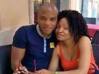 After Missing His Delivery, Nnamdi Kanu Again Misses Son's First Birthday