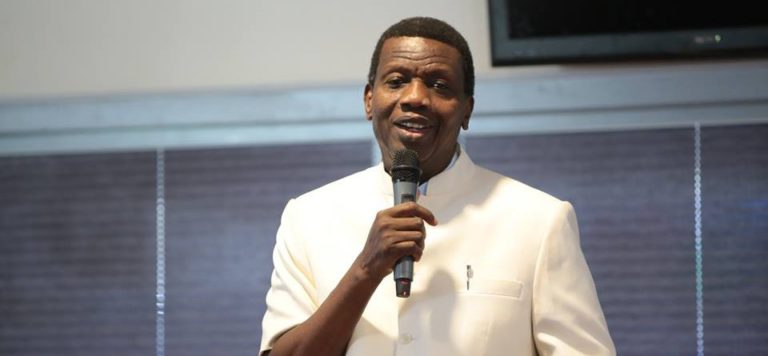 Pastor Adeboye retires as General Overseer RCCG